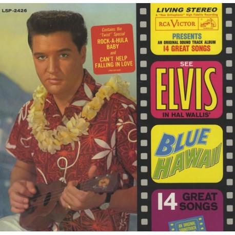 ELVIS PRESLEY  Blue Hawaii (2 CD)