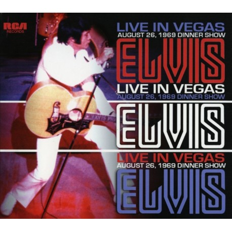 97  LIVE IN VEGAS - AUGUST 26, 1969