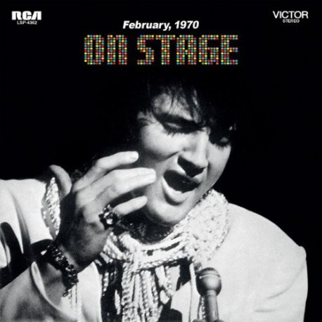 ELVIS PRESLEY On Stage – February, 1970 (2 CD)