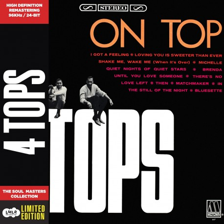 The Four Tops - On Top