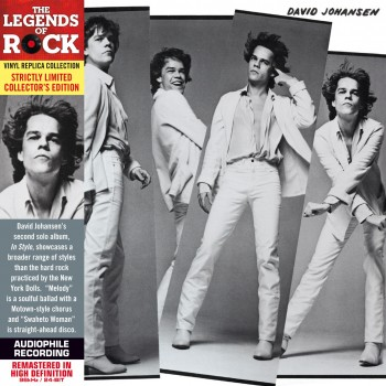 David Johansen - In Style
