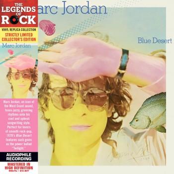Marc Jordan  - Blue Desert