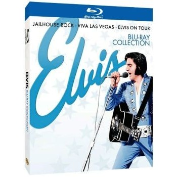 Elvis Presley - Blu-ray Collection (Blu-ray)