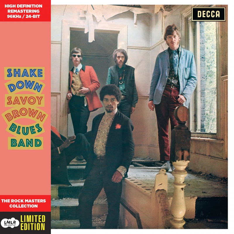 Savoy Brown - Shake Down