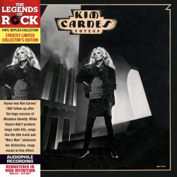 CD - Kim Carnes - Voyeur
