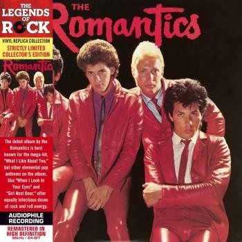 The Romantics - The Romantics