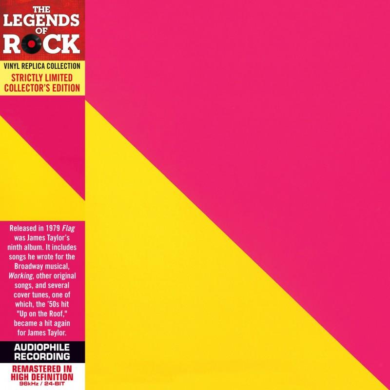 CD - James Taylor - Flag