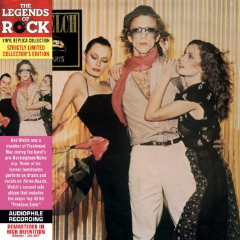 Bob Welch - Three Hearts