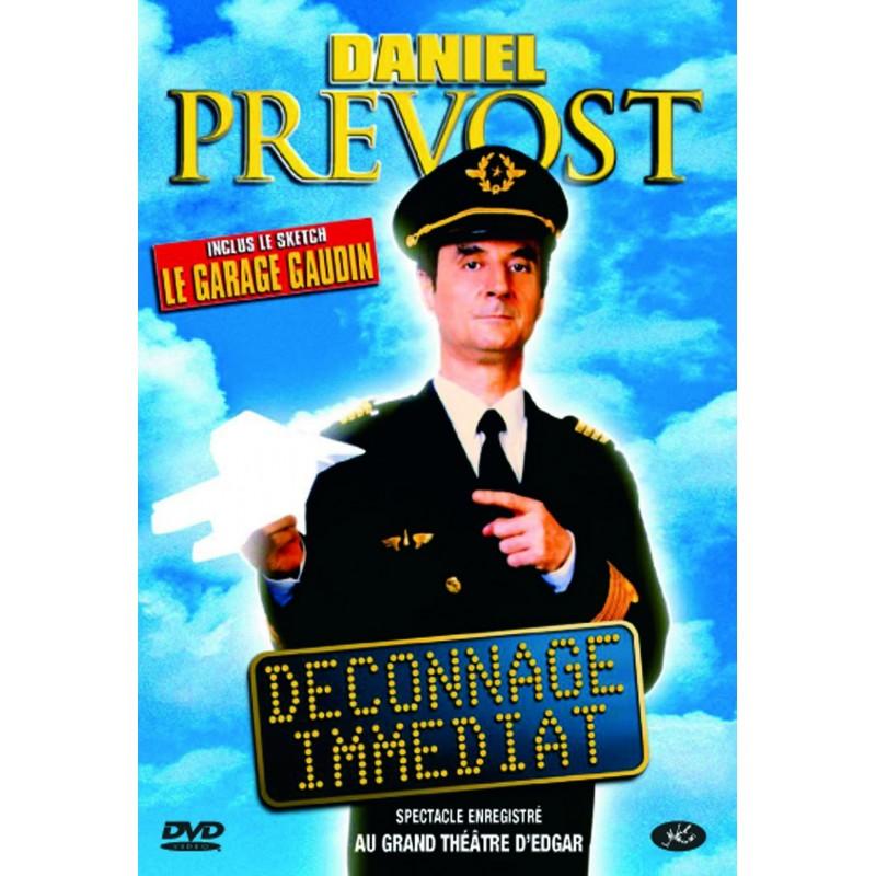 DANIEL PREVOST - DECONNAGE