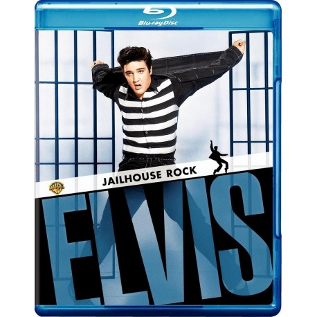 Jailhouse Rock 50TH ANNIVERSARY Blu Ray
