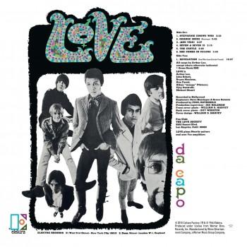 Love - Da Capo