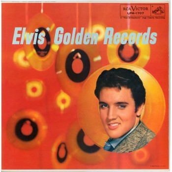 ELVIS' GOLDEN RECORDS (2 CD)