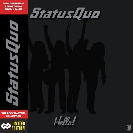 CD - Status Quo - Hello!