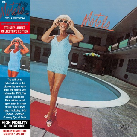 The Motels - Motels