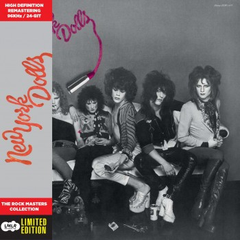 The New York Dolls - New York Dolls