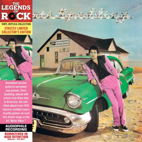 CD - Chris Spedding - Chris Spedding