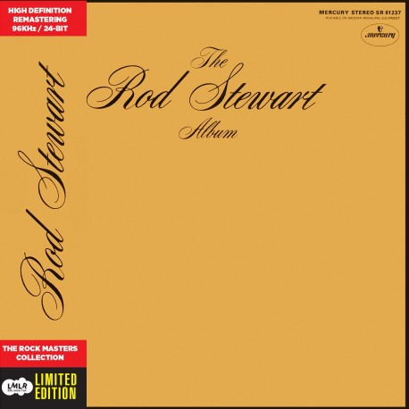 CD - Rod Stewart - The Rod Stewart Album