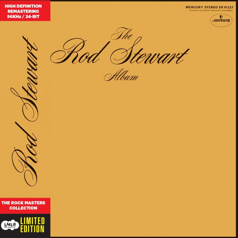 Rod Stewart - The Rod Stewart Album (CD)
