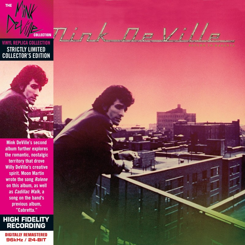CD - Mink DeVille - Return To Magenta
