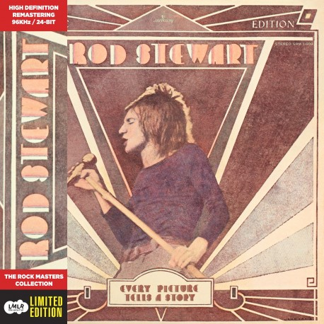 CD - Rod Stewart - Every Picture Tells A Story