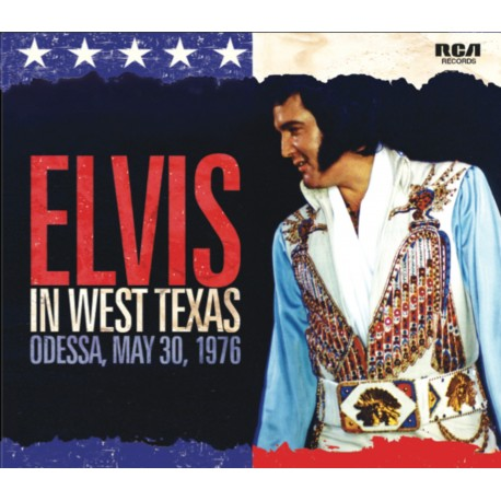 ELVIS IN WEST TEXAS (1 CD)