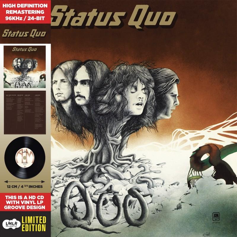 CD - Status Quo- Quo