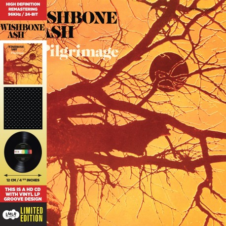 Wishbone Ash - Pilgrimage