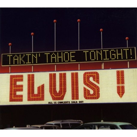 ELVIS PRESLEY TAKIN' TAHOE TONIGHT