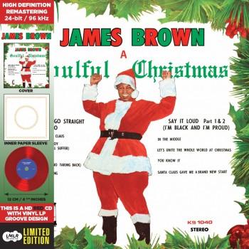 James Brown – A Soulful Christmas