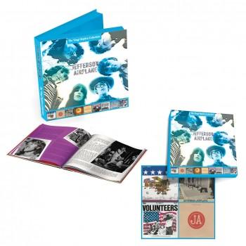 Jefferson Airplane - The CD Vinyl Replica Collection Boxset