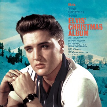 ELVIS PRESLEY - 33 Tours - Elvis' Christmas Album VINYLE