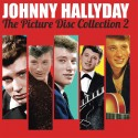 VINYLE - JOHNNY HALLYDAY - Coffret 33 Tours - The Picture Disc Collection 2