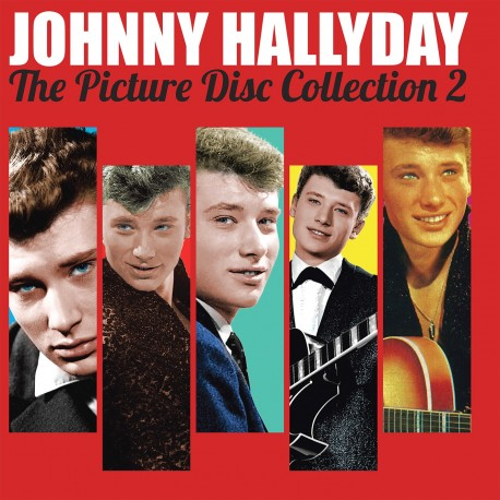 johnny hallyday 33 tours the picture disc collection. Black Bedroom Furniture Sets. Home Design Ideas