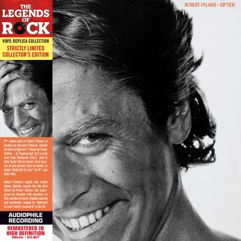 CD - Robert Palmer  - Riptide