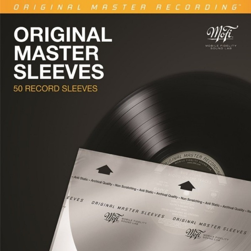 Sous pochettes Original Master Record Sleeves x 50