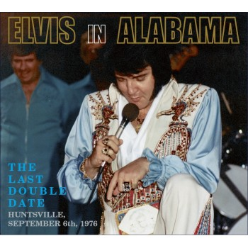 ELVIS PRESLEY  IN ALABAMA      CD FTD