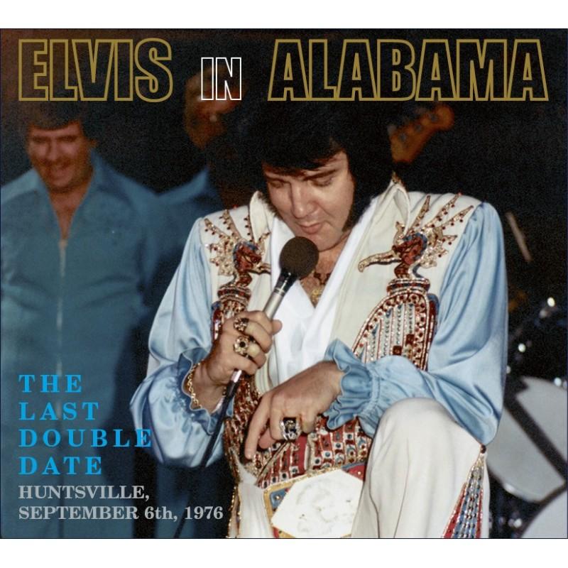 ELVIS PRESLEY  IN ALABAMA      CD FTD