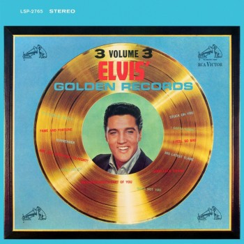 ELVIS PRESLEY  GOLDEN RECORDS VOL. 3      CD FTD