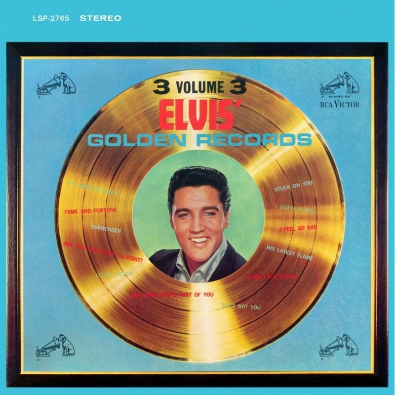 Elvis Presley - Golden Records Vol. 3 - FTD (CD)
