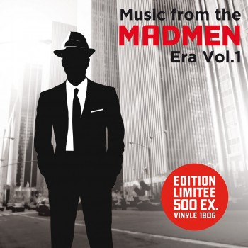 33 tours - Various - Music From The Mad Men Ear Vol.1 (Vinyle)