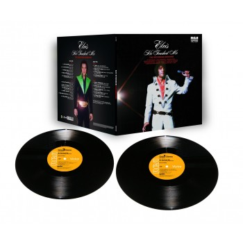 HE TOUCHED ME  (2-LP LIMITED EDITION)