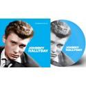 Johnny Hallyday - 33 Tours - Ce S'rait Bien (Picture-Disc Turquoise)
