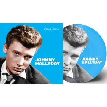 33 Tours - Johnny Hallyday - S'rait Bien - Picture Disc (Vinyle)