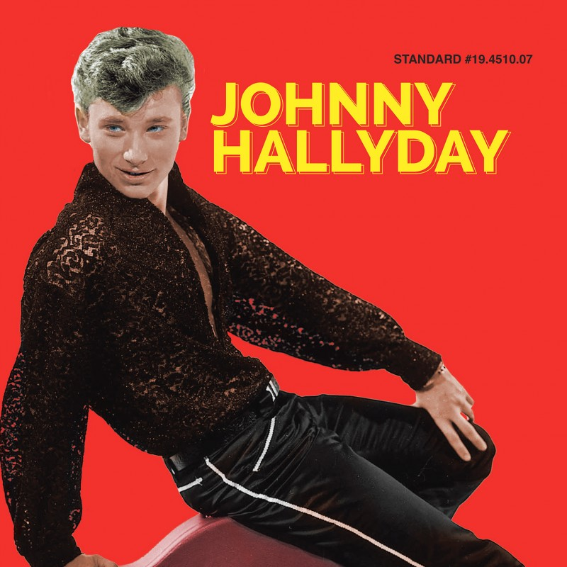 Johnny Hallyday - 33 Tours - Picture Disc - J'étais Fou