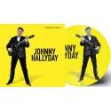 Johnny Hallyday - 33 Tours - Le Plus Beau Des Jeux (Picture-Disc Jaune)