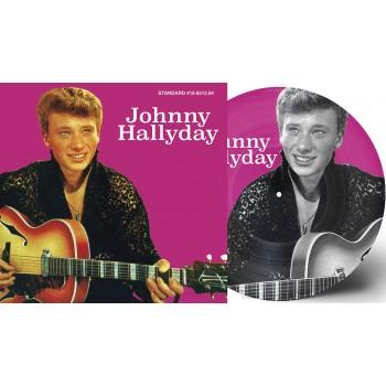 33 Tours - Johnny Hallyday - Si Tu Restes Avec Moi (Vinyle)