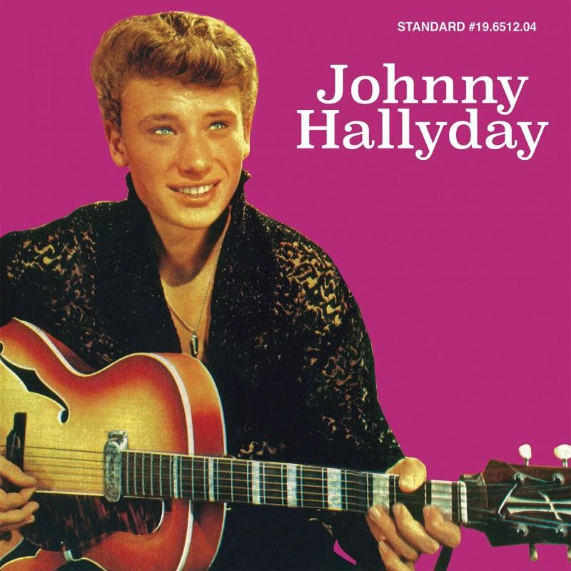 Johnny Hallyday - 33 Tours - Picture Disc - Si Tu Restes Avec Moi
