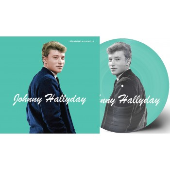33 Tours - Johnny Hallyday - Itsy Bitsy Petit Bikini (Vinyle)