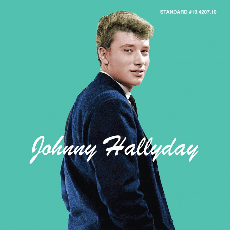 Johnny Hallyday - 33 Tours - Picture Disc - Itsy Bitsy Petit Bikini