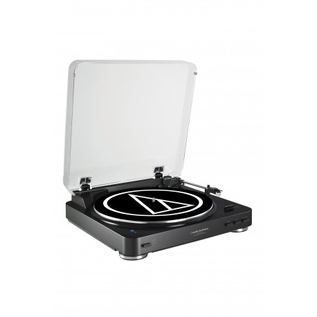 PLATINE VINYLE HI-FI Audio-Technica AT-LP60 Bluetooth NOIRE